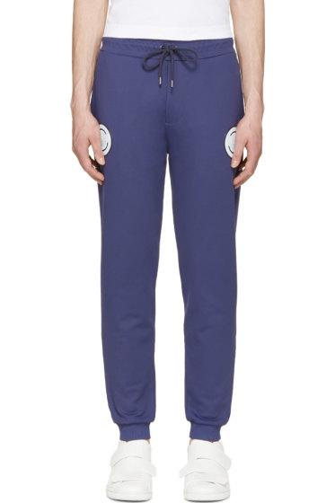 Kenzo - Navy Neoprene Loungepants