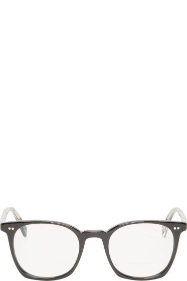 Oliver Peoples - Black L.A. Coen Optical Glasses