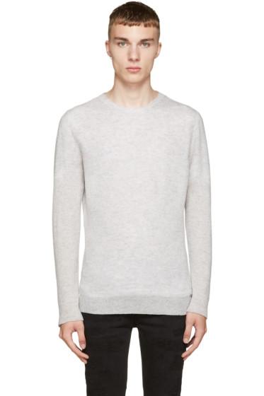 Diesel - Grey Cashmere Sweater