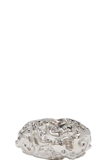 Acne Studios - Silver Marioline Ring