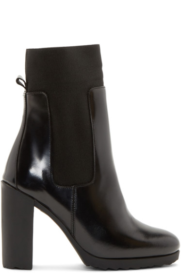 Pierre Hardy - Black New Casual Ankle Boots