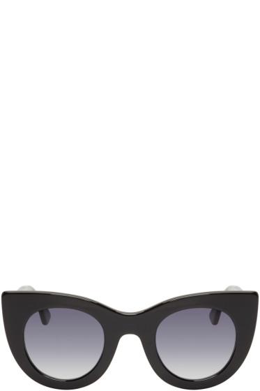 Thierry Lasry - Black Orgasmy 101 Sunglasses