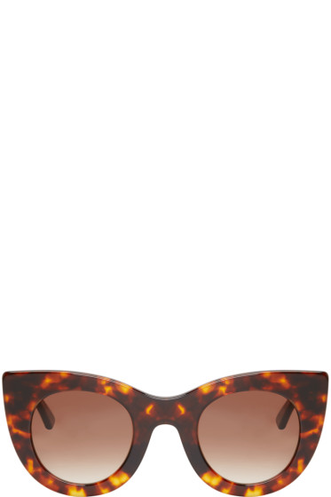 Thierry Lasry - Tortoise Orgasmy 101 Sunglasses