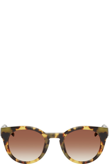 Thierry Lasry - Tortoise Creamily 228 Sunglasses