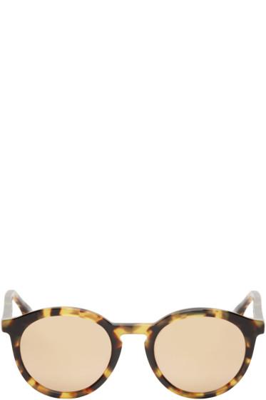 Thierry Lasry - Tortoise Flaky 228 Sunglasses