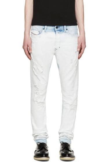 Diesel - Blue Tepphar Jeans