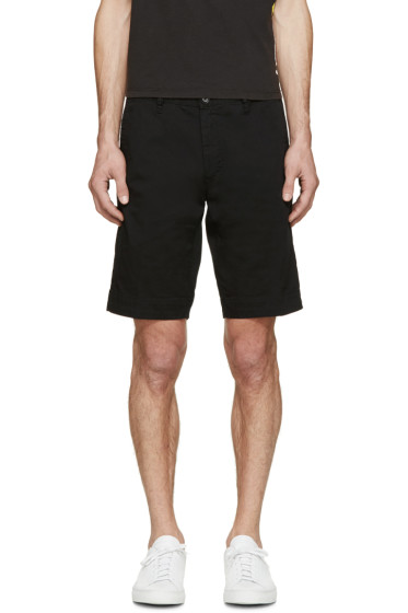 Diesel - Black Chi-Pitt-Sho Shorts