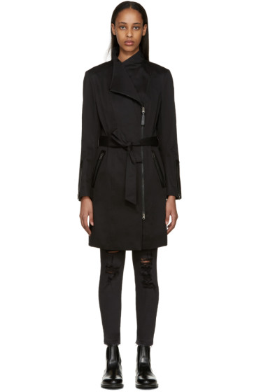 Mackage - Black Estelle Trench Coat