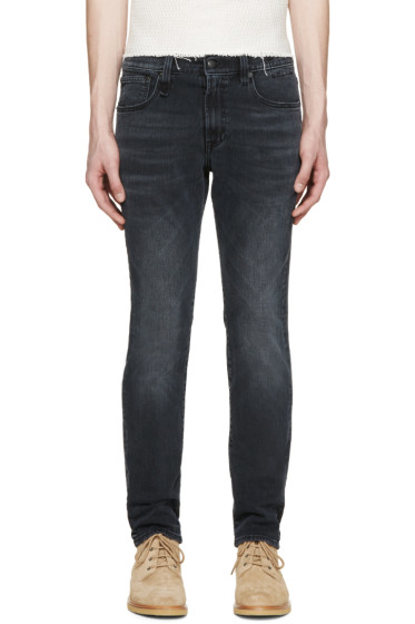 R13 - Indigo Skate Jeans