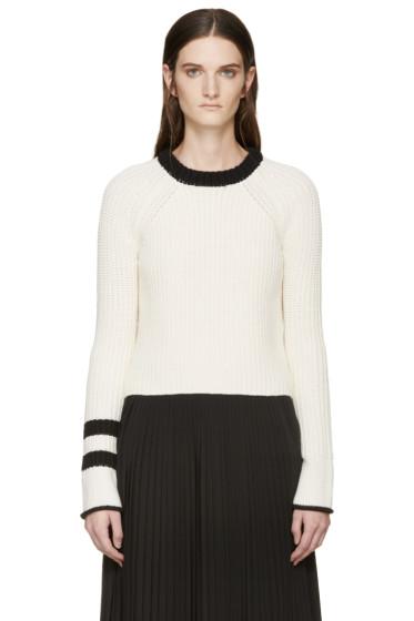 Rag & Bone - Cream Knit Greer Sweater