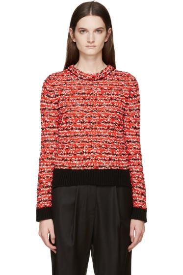 Rag & Bone - Red Knit Viola Sweater