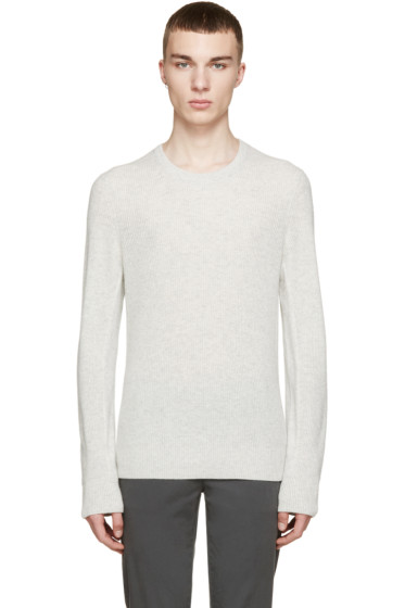 Rag & Bone - Grey Marled Kaden Sweater
