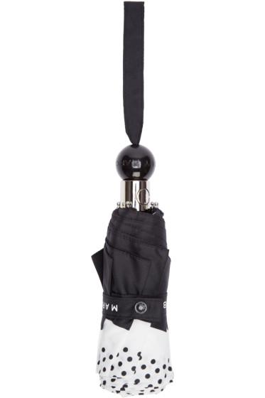 Marc by Marc Jacobs - Black & White Polka Dot Umbrella