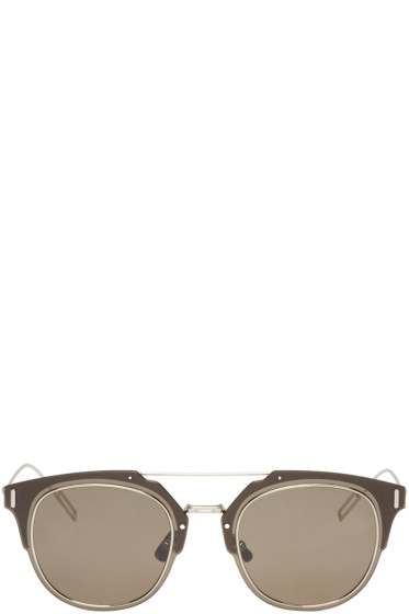 Dior Homme - Brown Composit 1.0 Sunglasses
