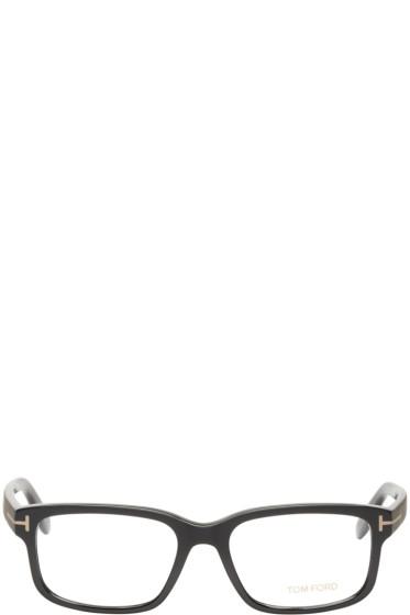 Tom Ford - Black Matte Gradient TF5313 Optical Glasses