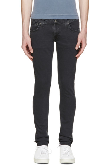 Nudie Jeans - Grey Long John Jeans