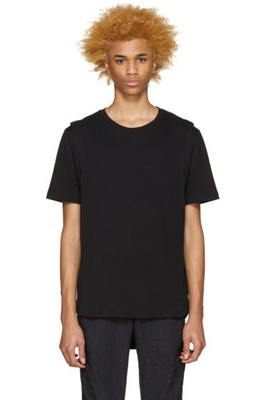 Public School - Black Jersey Lane T-Shirt