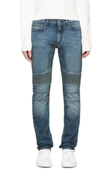 Belstaff - Blue Skinny Eastham Jeans