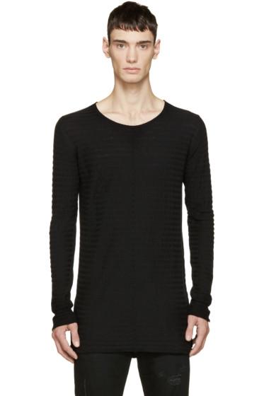 Diesel Black Gold - Black Overlong Shirt