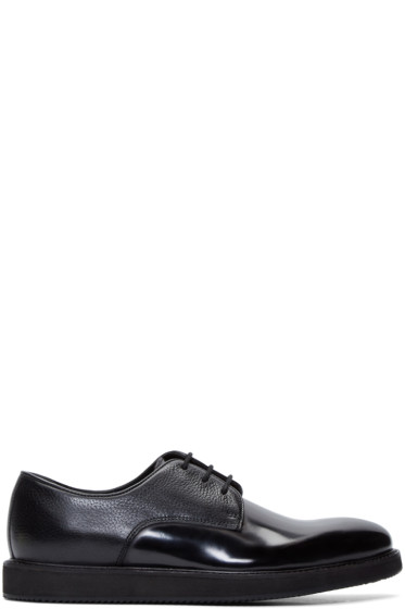 Tiger of Sweden - Black Leather Charly 11 Brogues