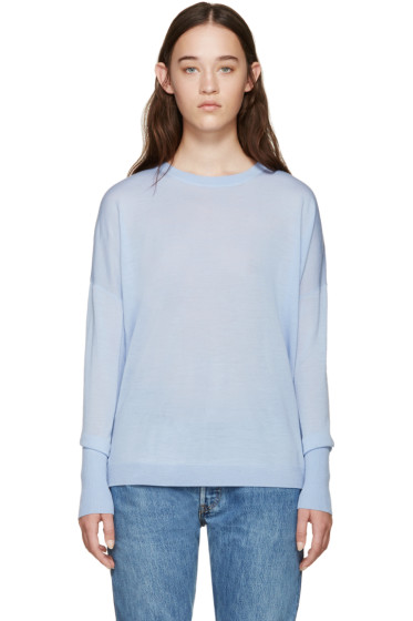 Acne Studios - Blue Merino Carel Sweater