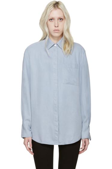 Acne Studios - Blue Addle Work Shirt