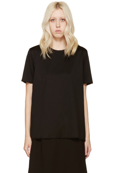Acne Studios - Black Isidora T-Shirt