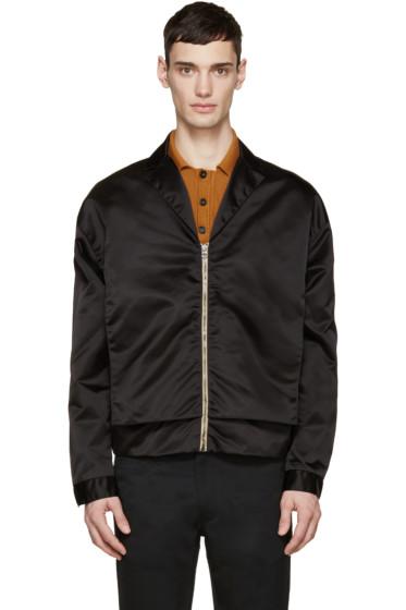 Acne Studios - Black Nylon Mennedy Jacket