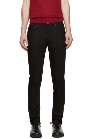 Acne Studios - Black Thin Stay Cash Jeans