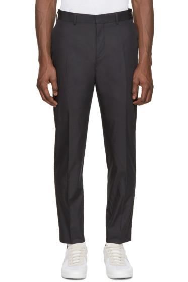Acne Studios - Black Aron T Pop Trousers