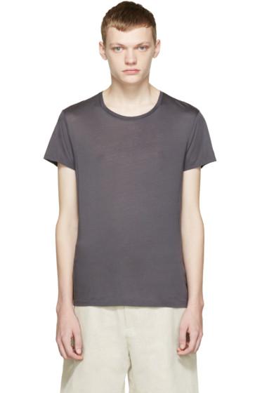 Acne Studios - Grey Standard O T-Shirt