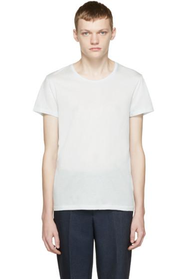 Acne Studios - Blue Standard O T-Shirt