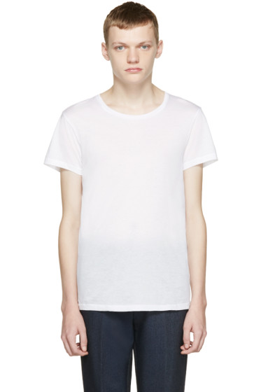 Acne Studios - White Standard O T-Shirt