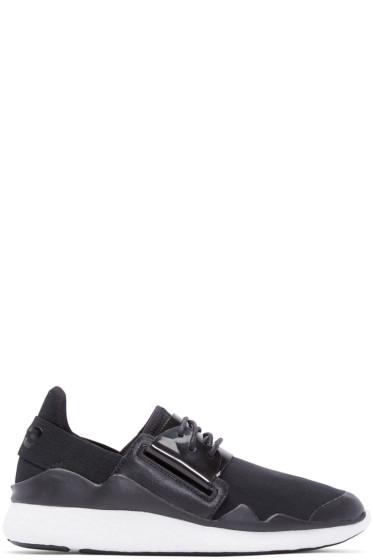 Y-3 - Black Chimu Boost Sneakers