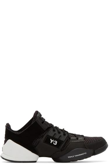 Y-3 - Black Kanja Sneakers