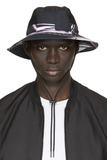 Y-3 - Black Safari Hat