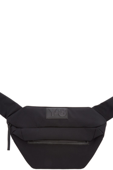 Y-3 - Black Qasa Travel Bag