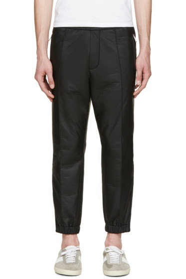 Dsquared2 - Black Matte Lounge Pants