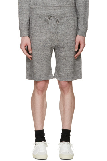Dsquared2 - Grey New Dan Shorts