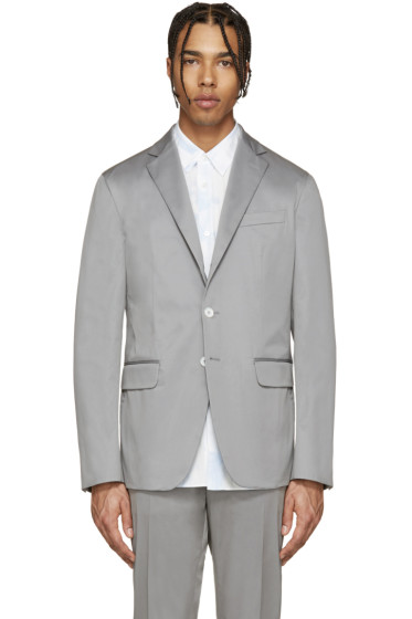 Dsquared2 - Grey Cotton Blazer