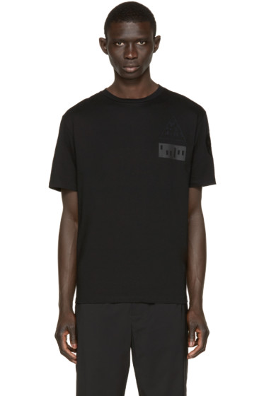 Alexander Wang - Black Etching Scanner T-Shirt