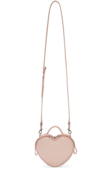 Marc Jacobs - Pink Leather Heartbag Shoulder Bag