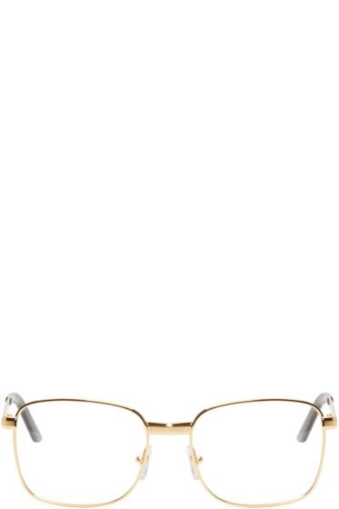 Super - Gold Numéro 15 Glasses