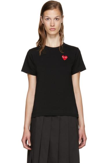 Comme des Garçons Play - Black Heart T-Shirt