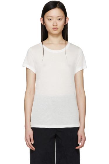 A.P.C. - White Lilo T-Shirt