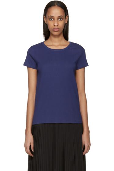 A.P.C. - Blue Naxos T-Shirt