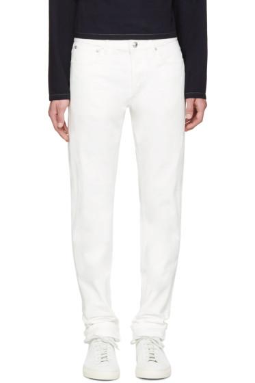A.P.C. - White Petit New Standard Jeans