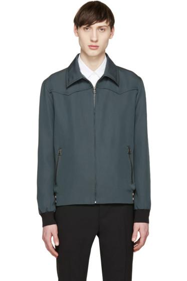 Lanvin - Green Zip Jacket
