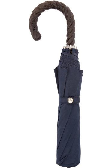 Alexander McQueen - Navy Rope Umbrella