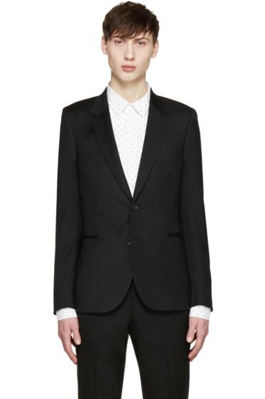 Paul Smith - Black Wool Blazer
